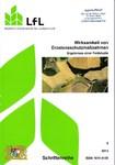 2013, Wirksamkeit von Erosionsschutzmaßnahmen