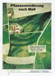 """1998, """"Pflanzenernährung nach Maß"""""""